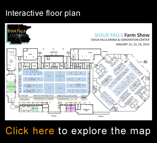 Sioux falls farm show jan 24 25 26 2018 sanford for Sioux falls home builders floor plans